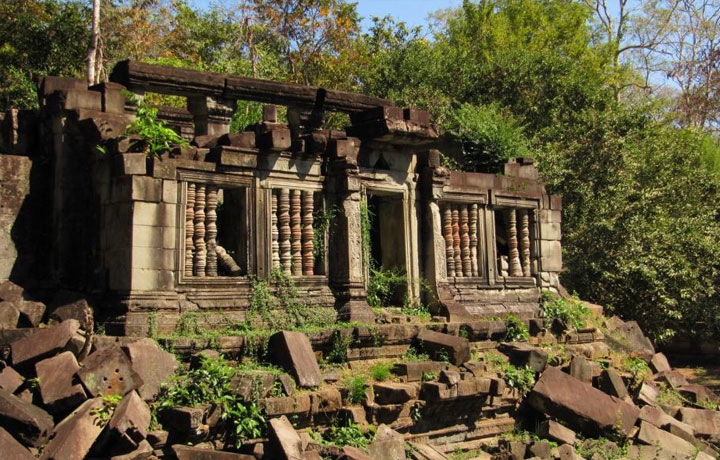 Beng Mealea Day Trip by Car (4 Seats)