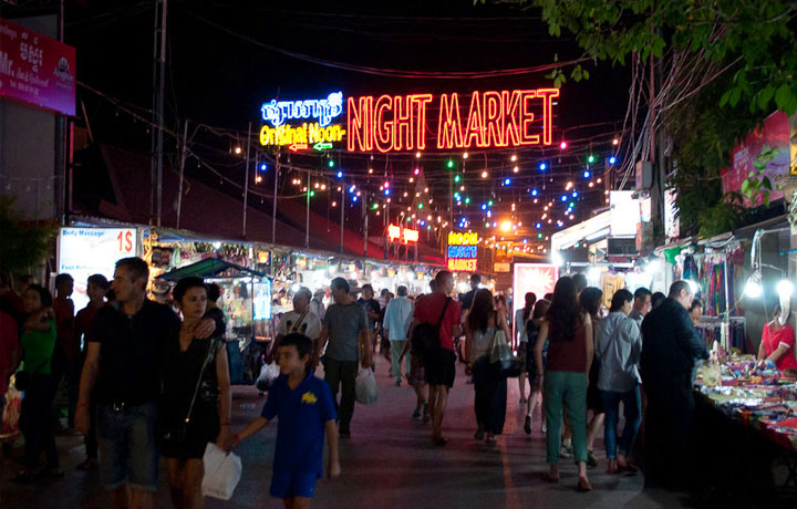 Poipet + Siem Reap 4days-3nights